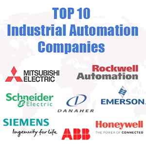 Top 10 Industrial Automation Companies in the World | Industrial