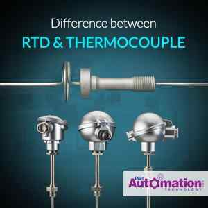 Difference Between Rtd Amp Thermocouple Industrial