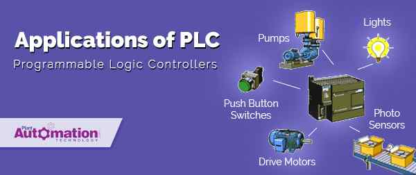 Applications of PLC