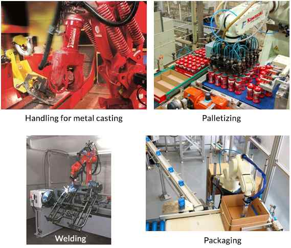 Types Of Robots Based On Configuration Plant Automation Technology