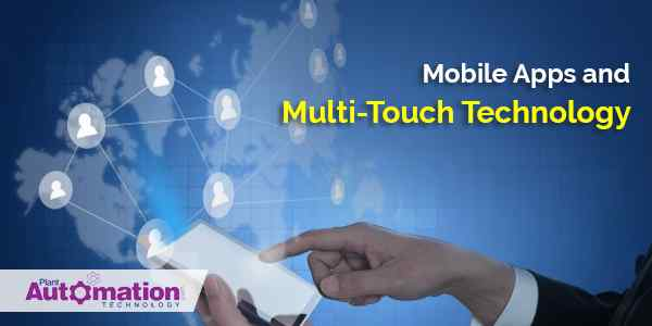 Mobile Apps and Multi Touch Technology
