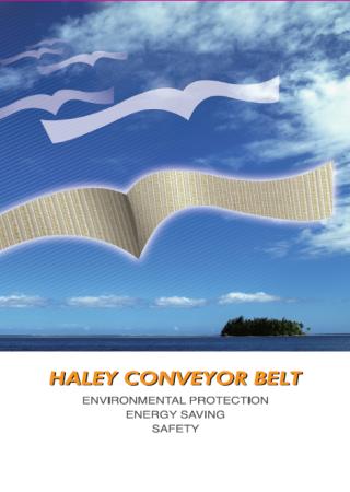 Haley conveyor Belt