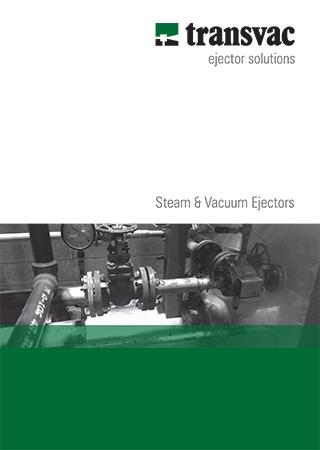 Steam & Vacuum Ejectors