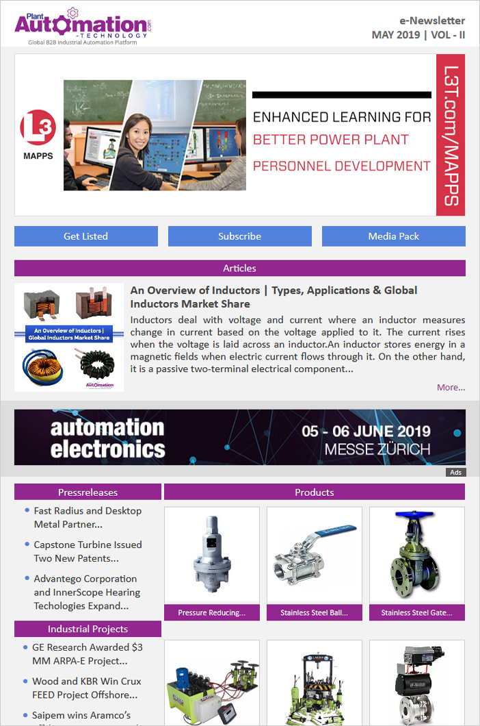 May-19 eNewsletter Vol-2