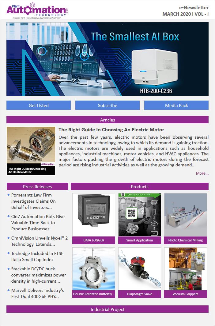 Mar-20 e-Newsletter Vol-1