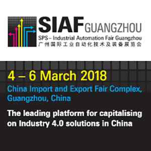 SPS – Industrial Automation Fair Guangzhou