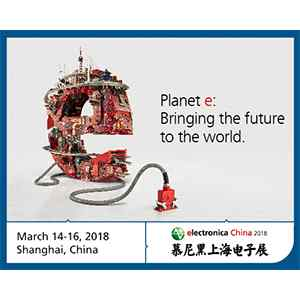 Electronica China 2018