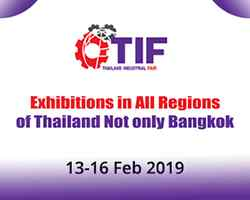 Thailand Industrial fair