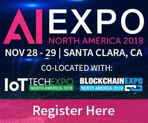AI Expo North America 2018