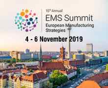 15th European Manufacturing Strategies Summit