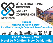4th International Process Safety Conference (INPSC)