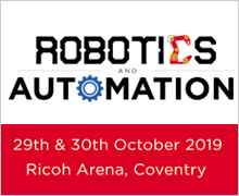 Robotics and Automation exhibition 2019