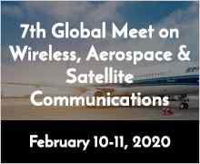 7th Global Meet on Wireless, Aerospace & Satellite Communications