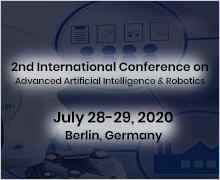 2nd International Conference On Advanced Artificial Intelligence & Robotics