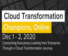 Cloud Transformation Champions 2020