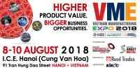 Vietnam Manufacturing Expo 2018