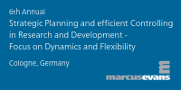 6th Annual Strategic Planning and efficient Controlling in industrial Research & Development
