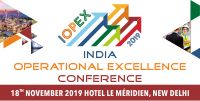 2nd India Operational Excellence Conference 2019