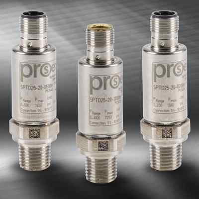 AutomationDirect announces ProSense SPTD25 pressure transmitters