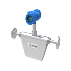 Tricor Coriolis Mass Flow Meter