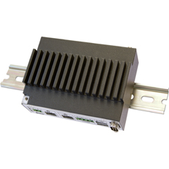 DIN Rail Mount Embedded PC