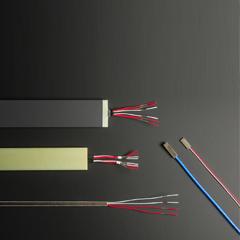 Slot Resistance Temperature Detectors