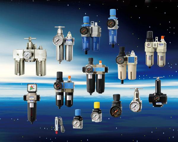 Air control units Filter Regulator