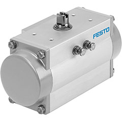 Quarter turn actuator DFPD