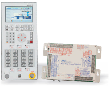 Injection Molding Machine Controller MH Series