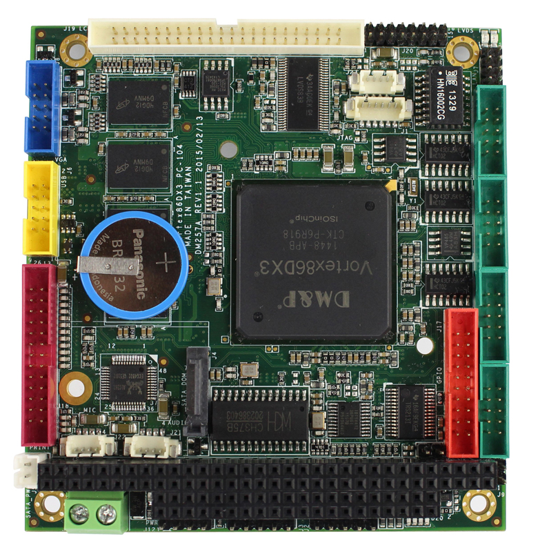 PC 104 Single Board Computers
