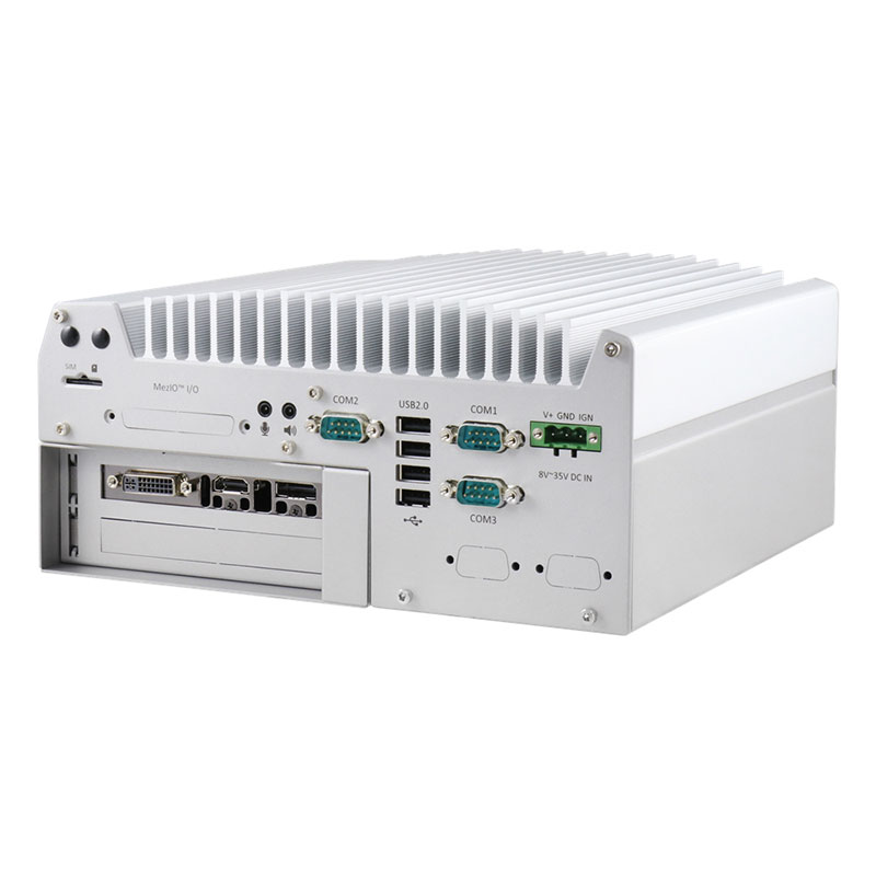 Wide Temperature GPU Computing Platform