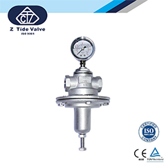 Direct Acting Pressure Control Valves