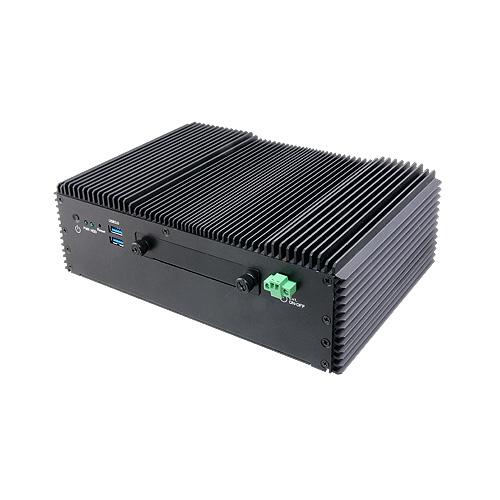 Fanless Embedded Box PC - EMS-SKLU-Marine