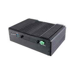 Fanless Embedded Box PC - EMS-SKLU-Marine