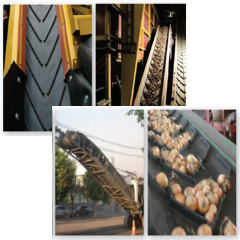 Chevron Conveyor Belts