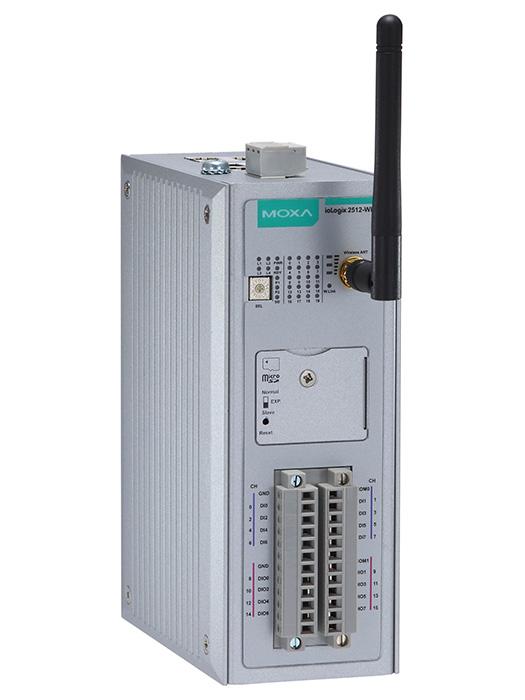 Wireless I/O Module ioLogik 2542