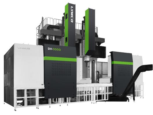 Vertical Turning Lathe Machine – Dv Series