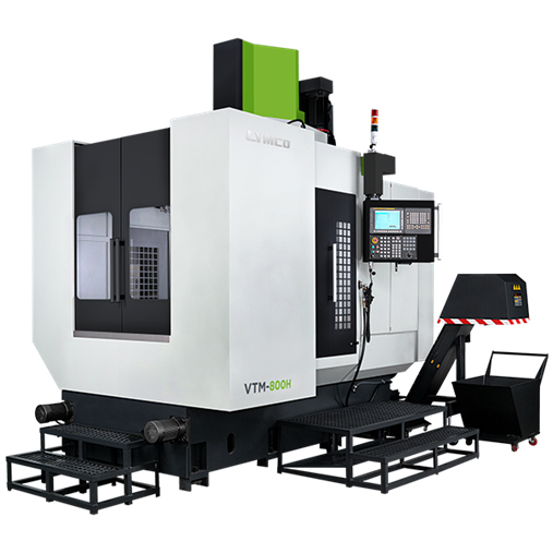 Vertical Turning and Milling Vertum