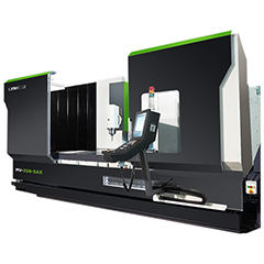 5 Axis CNC Machining Center - MV-5AX