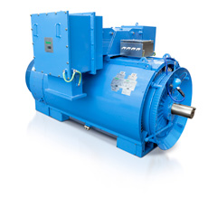 Totally Enclosed Fan Cooled Motors - CAplus