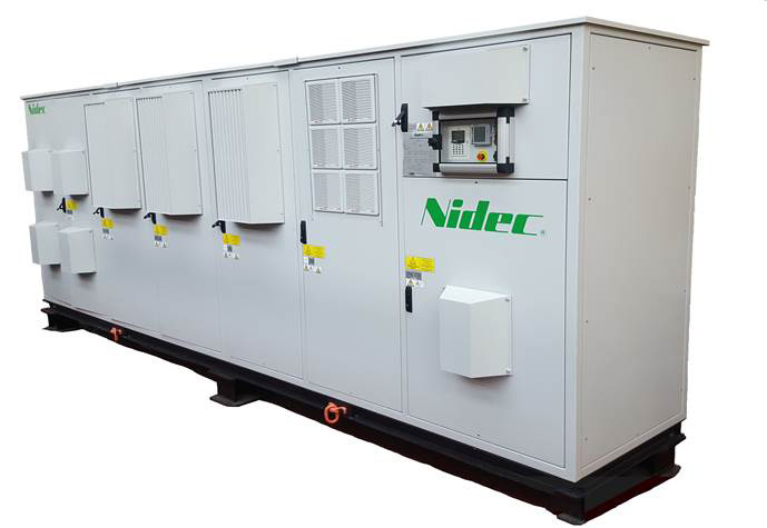 Battery Energy Storage System - GS1500