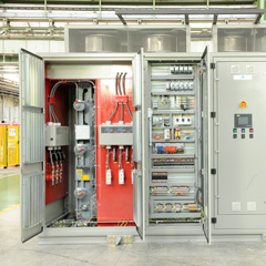 Variable Speed Drive Retrofit - Silcovert H