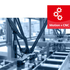 Motion + CNC