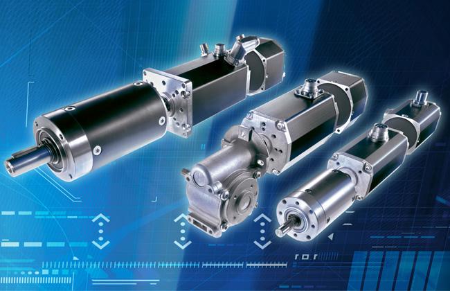 Brushless DC motors