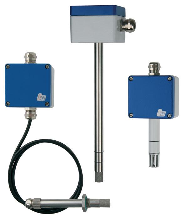 Industrial Temperature Sensors