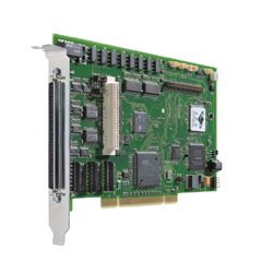 PCI-Bus motion controllers