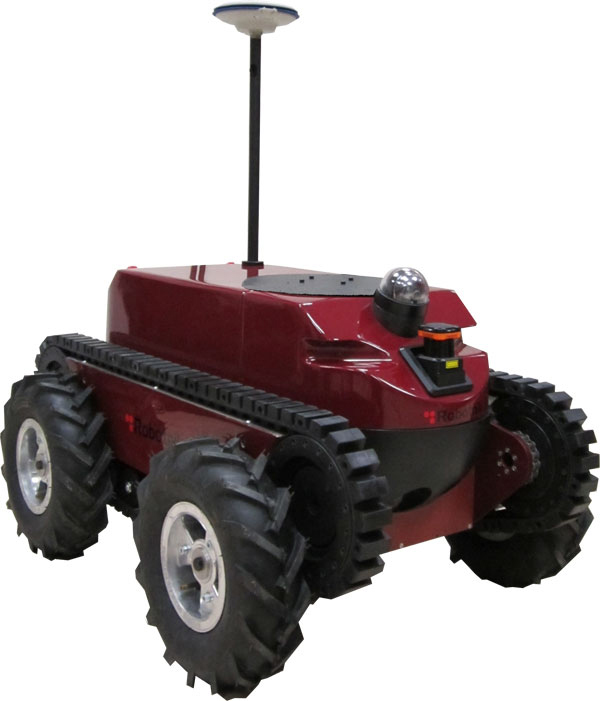 Mobile Robot GUARDIAN
