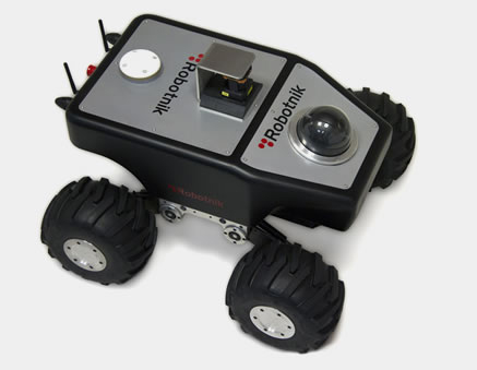 Mobile Robot SUMMIT XL