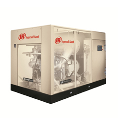Rotary oil free screw air compressor