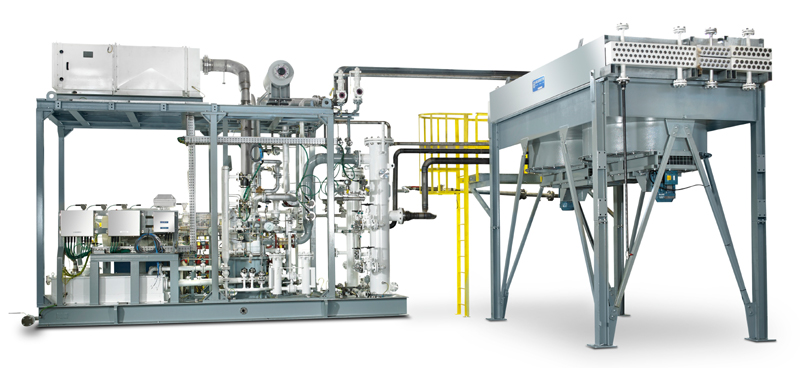 Oil Free Rotary Units
